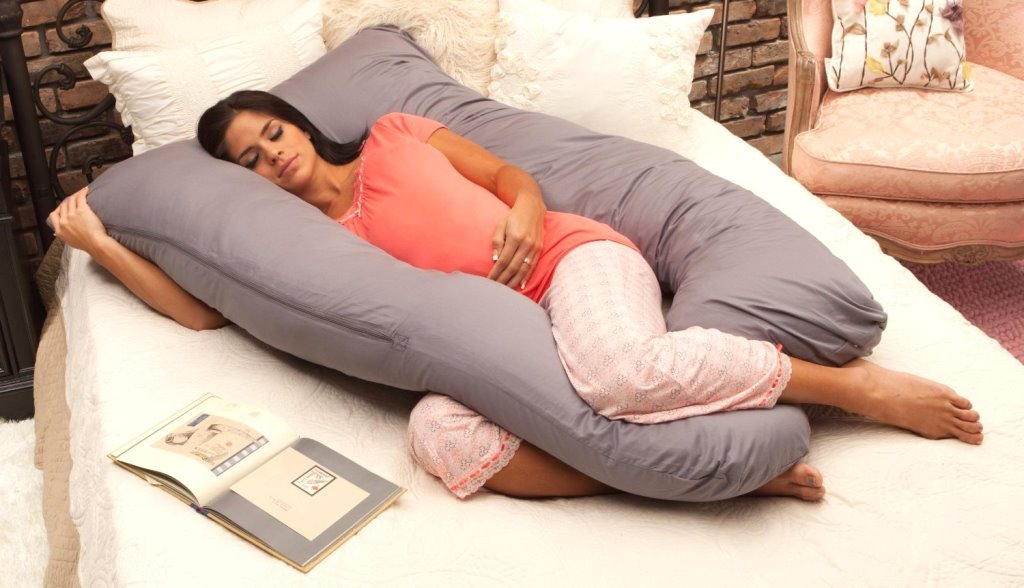 Подушка для беременных своими руками выкройки