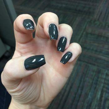 Nails plus little silver
