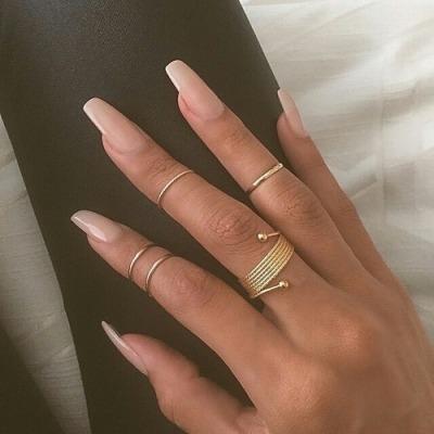 Coffin nails tumblr