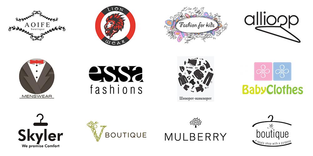 Логотип для магазина онлайн