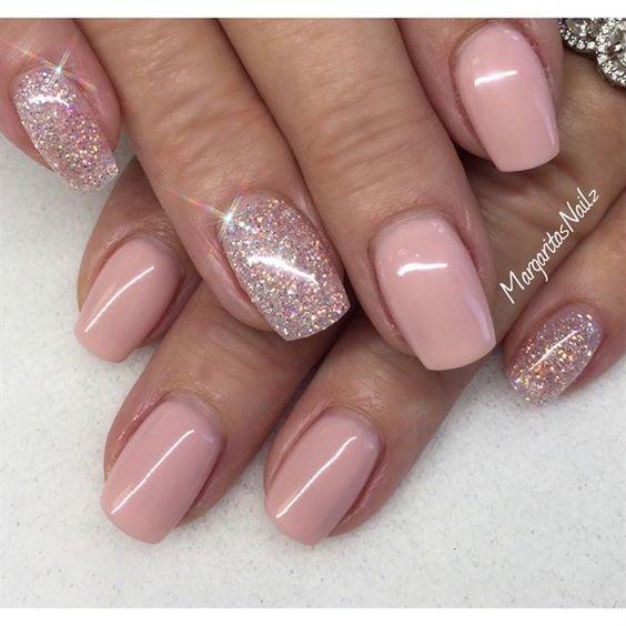 Nail art for gel nails