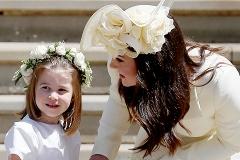 Кейт Миддлтон дала очаровательное прозвище принцессе Шарлотте
