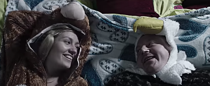 "<p>Кадр из клипа на песню ""Обезьяна и Орёл"".</p>"