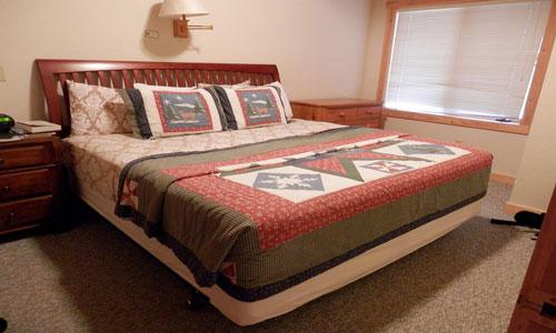 снившаяся кровать