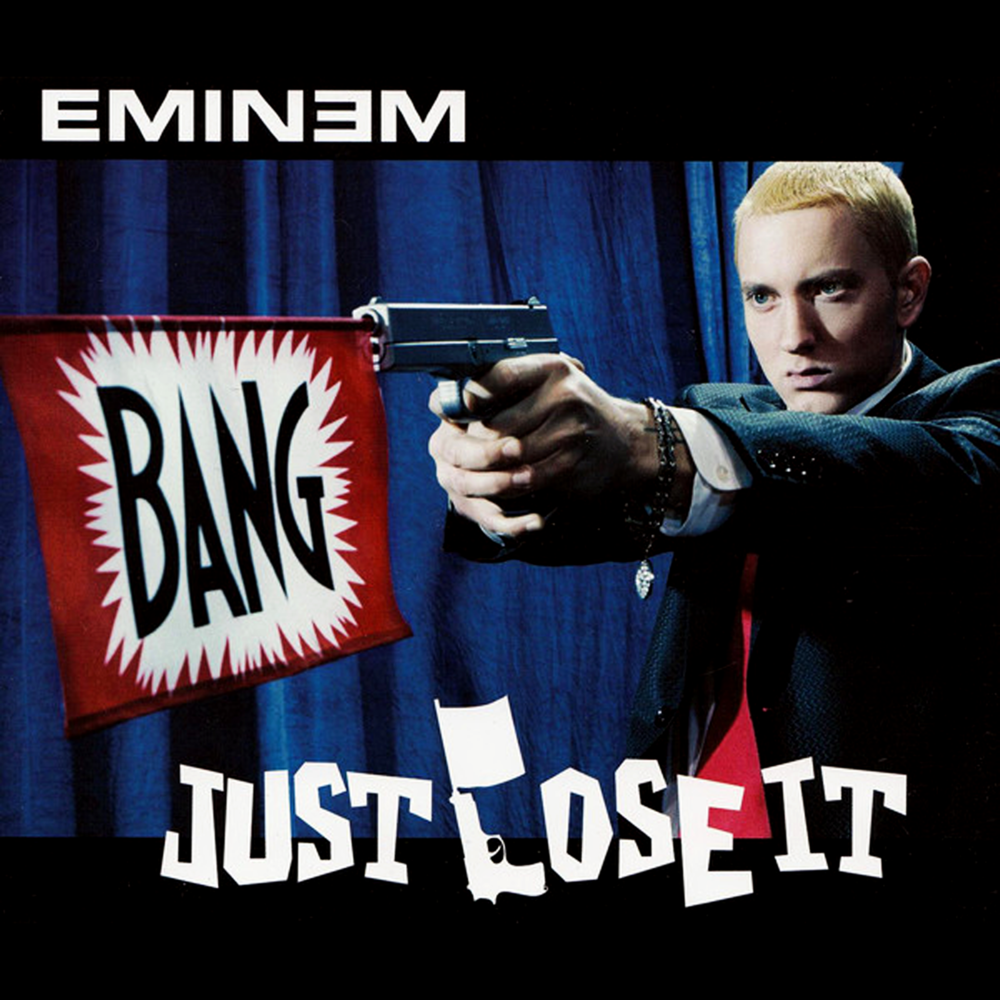 Eminem's just lose it