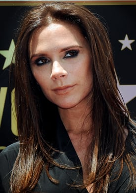 Victoria beckham c section
