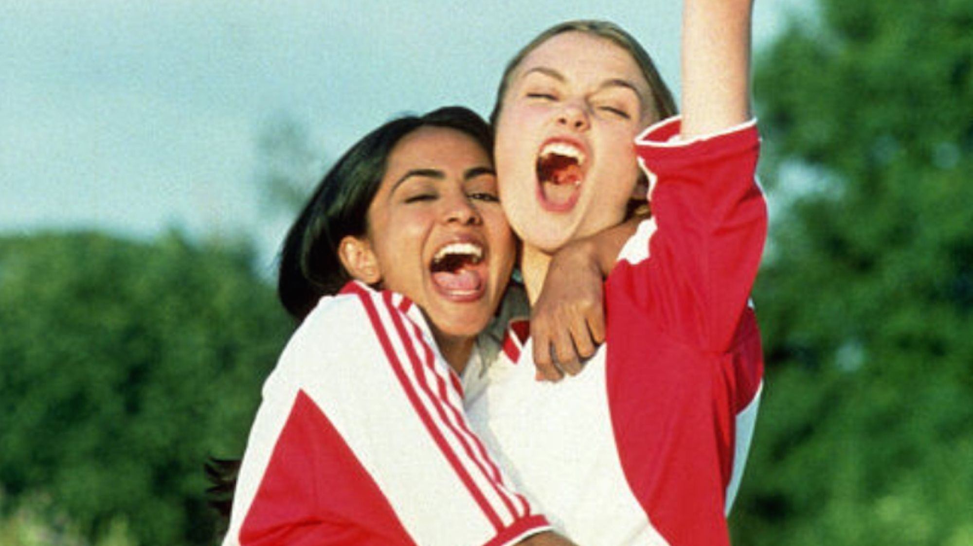 Keira knightley bend it like beckham pictures