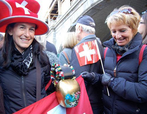 Швейцарская одежда
