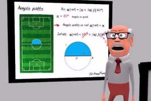 Trigonometria - Gli angoli e la loro misura - Schooltoon
