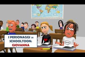 Personaggi: Giovanna - Schooltoon
