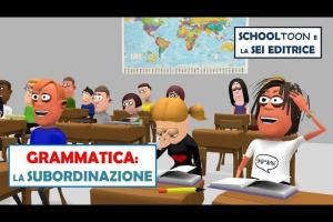 Grammatica - La subordinazione - Con sottotitoli