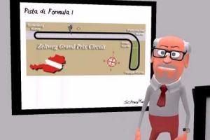 La Formula1 e la Trigonometria - Schooltoon