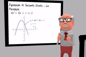 3 A cosa servono le equazioni di secondo grado - Schooltoon