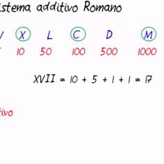 Cosa sono i sistemi di numerazione - Schooltoon