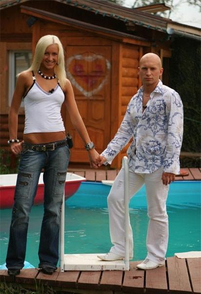 Ольга Бузова и Роман Третьяков