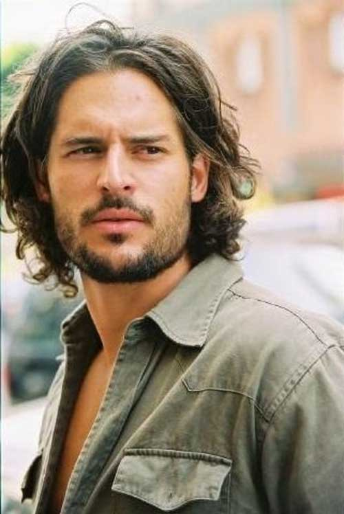 Alcide Herveaux Hairstyle