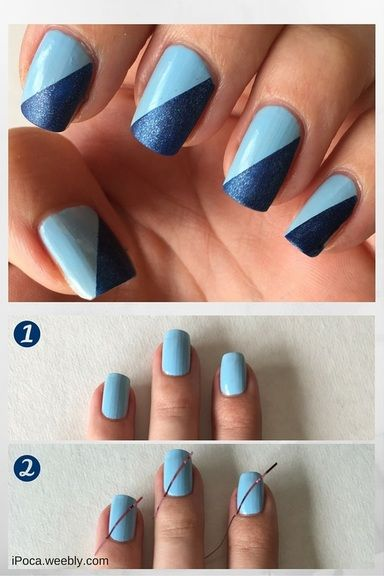 Cool easy ways to do nails