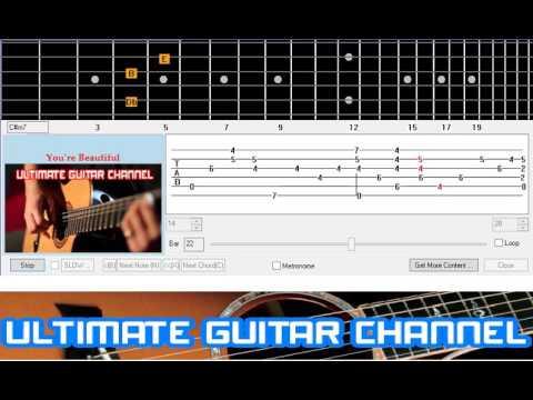 Ultimate guitar james blunt