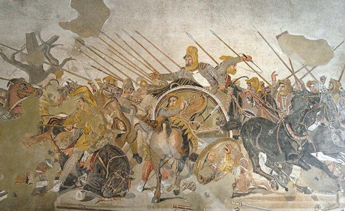 Македонский александр достижения