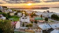 Плотность населения нижегородской области