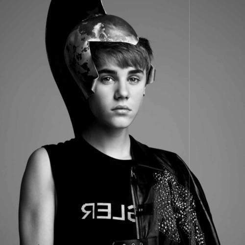 Justin Bieber foto 2012 V Magazine