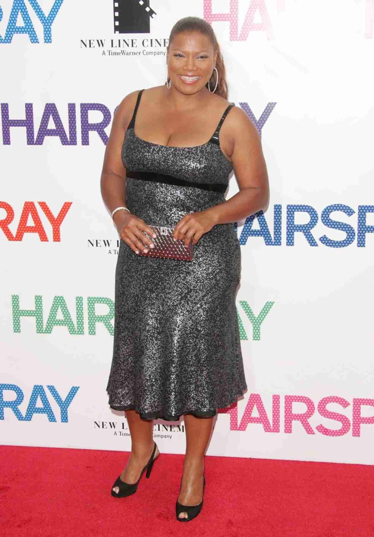 Queen latifah weight loss jenny craig