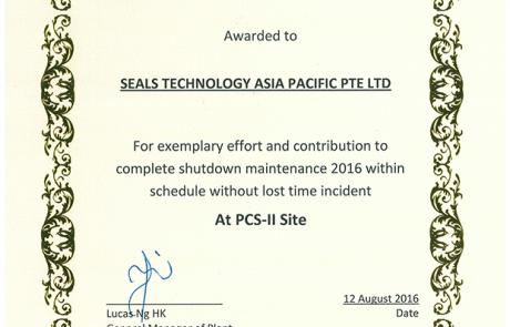Seals technologies