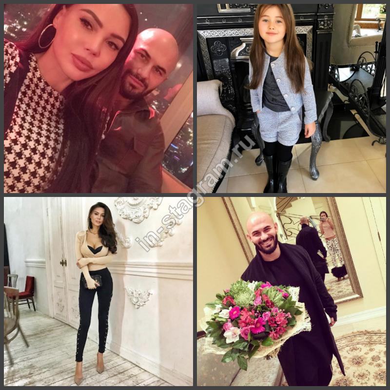 Оксана самойлова инстаграм фото