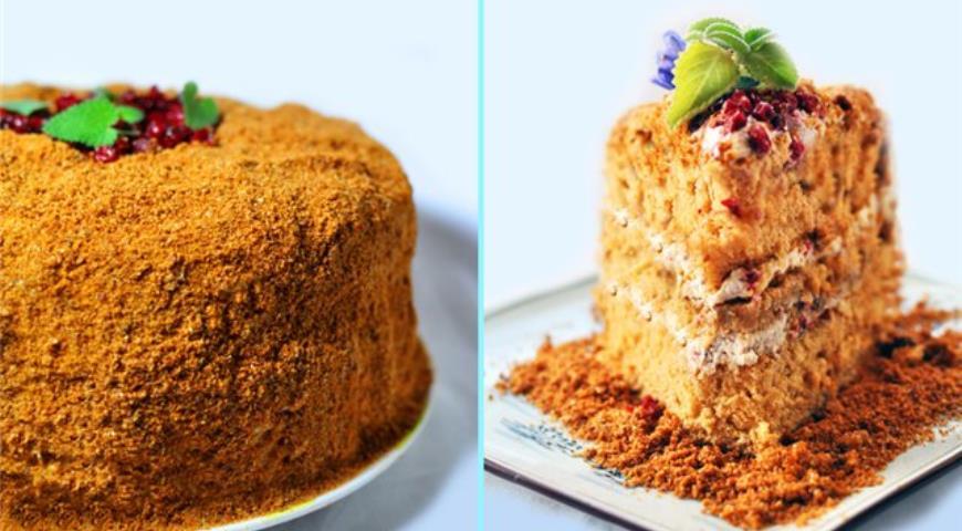 Торт королевский рецепт