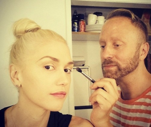 Gwen stefani no makeup
