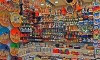 Изделия из керамики отличаются яркостью красок и разнообразием форм