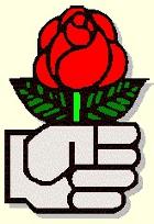 Símbolo da Juventude Socialista