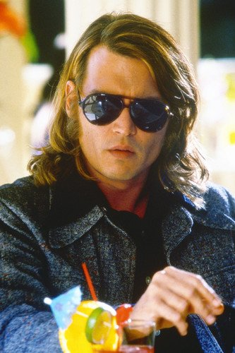 Johnny depp blow sunglasses