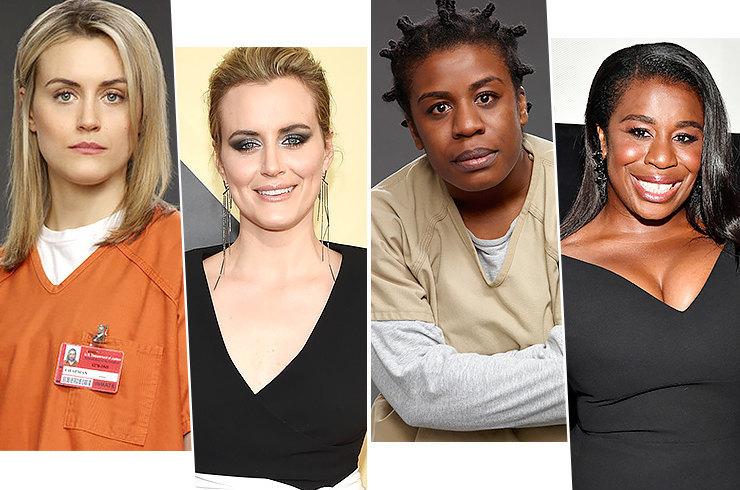 Как изменились актрисы тюремной драмеди «Оранжевый — хит сезона» за5 лет