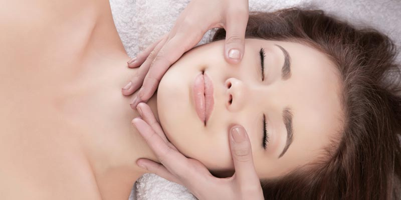 Лечебный по жаке массаж лица