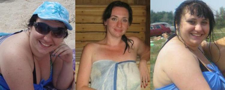 Истории похудения до 50 кг