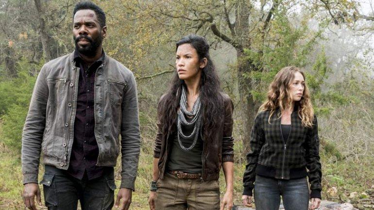 Сколько будет серий в 4 сезоне ходячих мертвецов