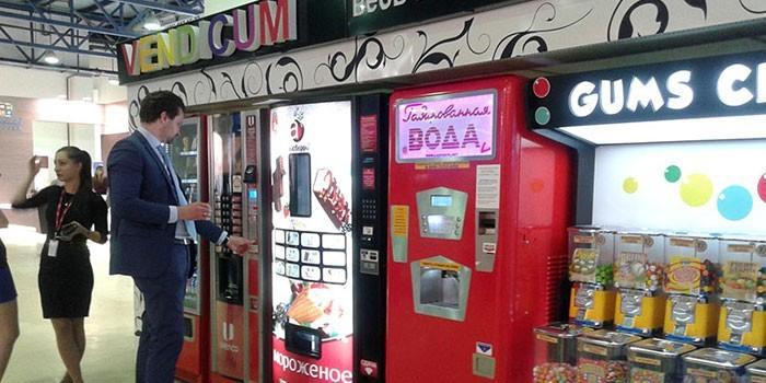 Автомат для бизнеса