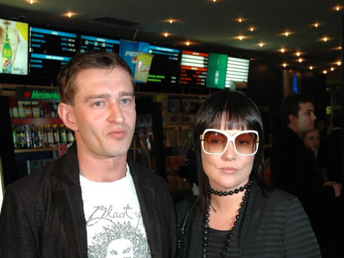 Константин Хабенский и Анастасия Смирнова. / Фото: www.woman.ru