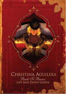 Christina aguilera live down under dvd
