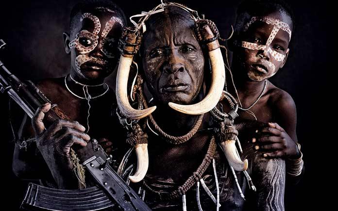 Аборигены африка