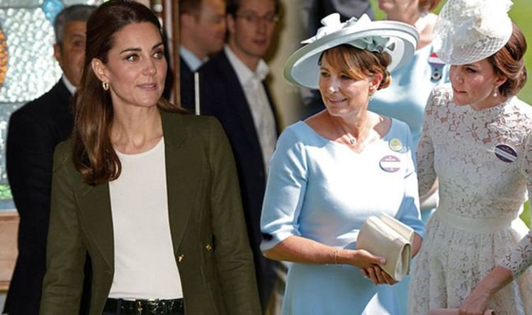 Kate middleton's family business