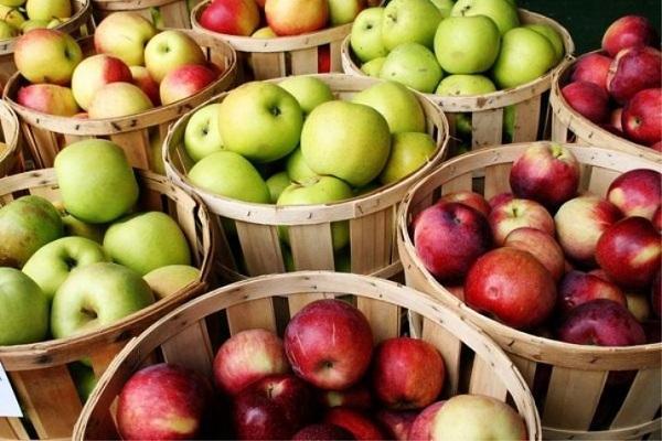 Яблочная пятиминутка рецепт