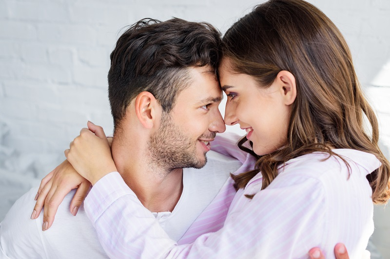 Как смотрит любящий мужчина