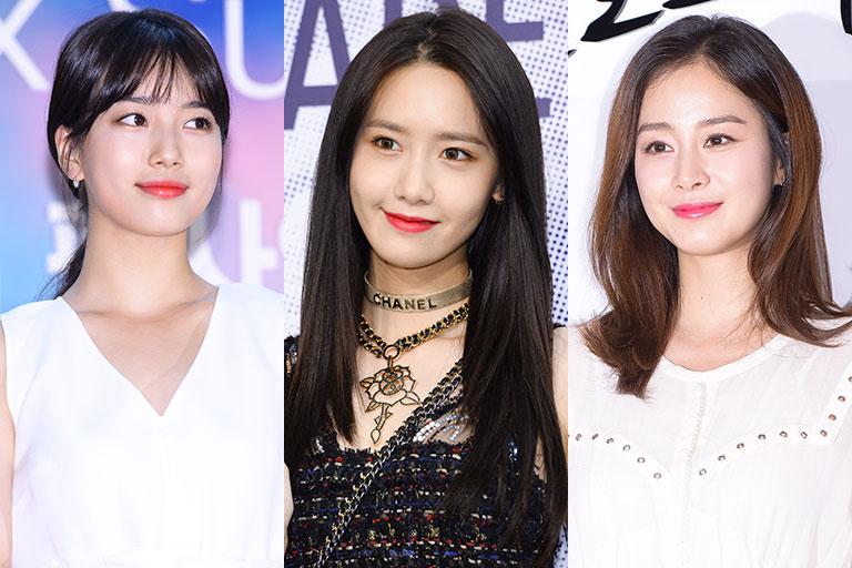 Pictures of korean celebrities