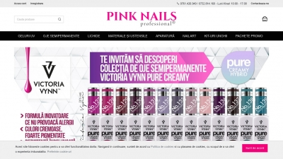 Pink nails wigan opening times