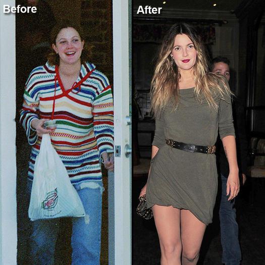 Celebrities got fat