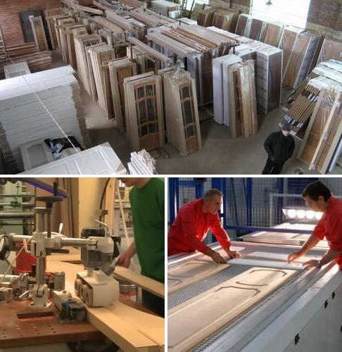 Бизнес план производство межкомнатных дверей