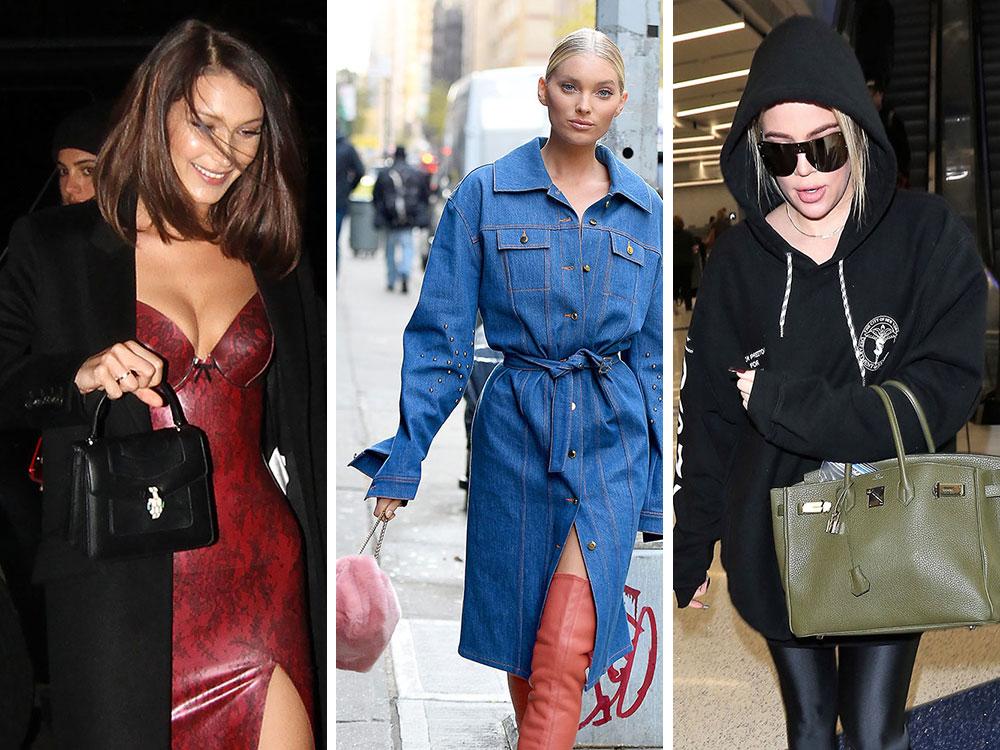 Celebrities with furla bags