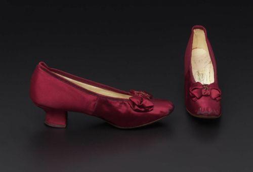 Обувь XIX века: «Принеси те самые черевички, которые носит царица, выйду тот же час за тебя замуж», фото № 10